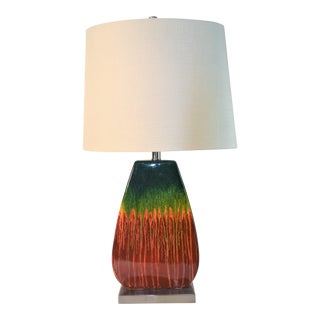 Style Craft Lamp with Shade For Sale