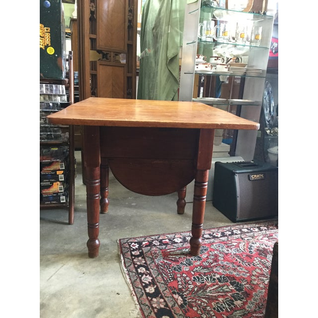 20th Century Country Flour Bin Table For Sale - Image 9 of 13