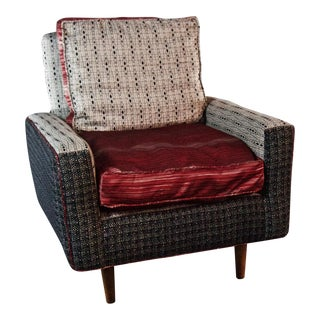 1960s Vintage Knoll Armchair For Sale