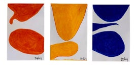 Image of Orange Paintings