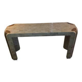 Maitland-Smith Style Console Table