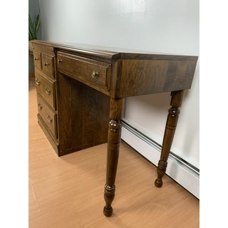British Colonial Heywood-Wakefield Colonial Writing Desk Preview