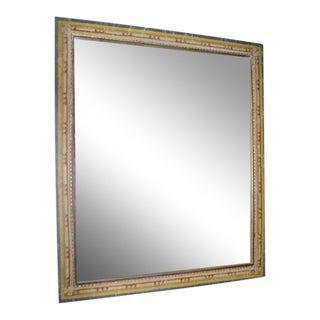 19th Century Aubusson Cartoon Mirror For Sale