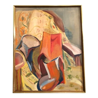 """""""Abstract Figures"""" by Ian Munn For Sale"""