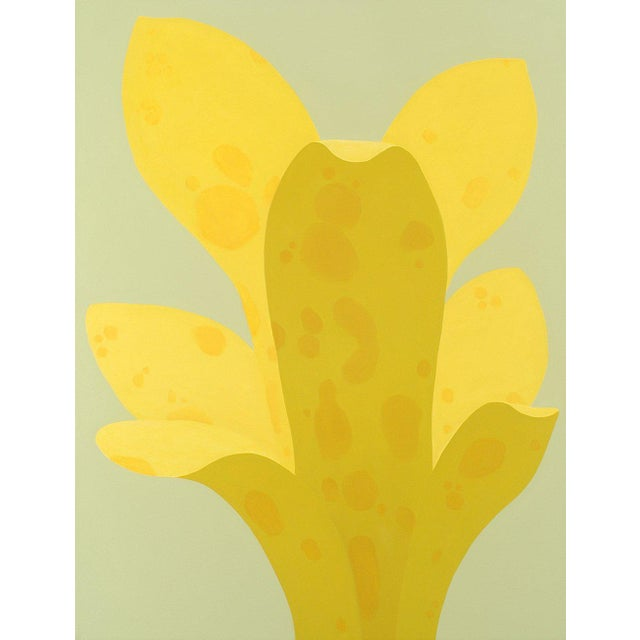 Laurie Flaherty, 'Brilliant Yellow Fountain', 2006 For Sale