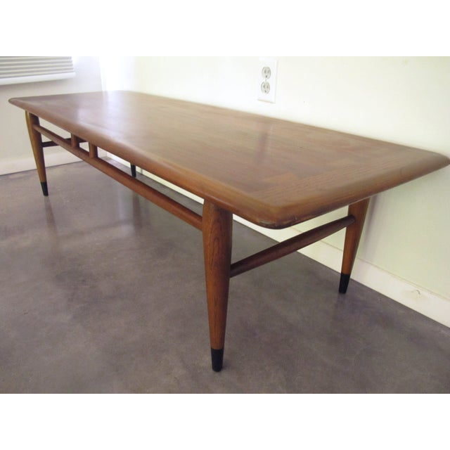 Lane Acclaim Mid-Century 1950s Coffee Table - Image 9 of 10