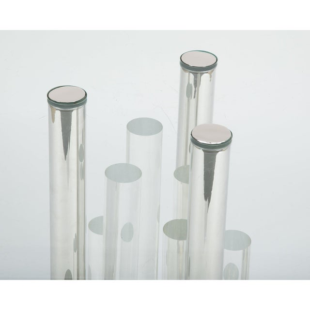 Charles Hollis Jones Skyscraper Table For Sale - Image 10 of 12