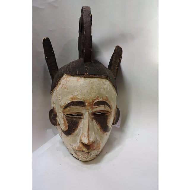 Ceremonial Mask From The Igbo Tribe of NIgeria - Image 5 of 5