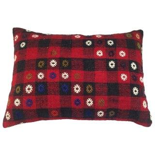 Vintage Turish Kilim Pillow For Sale
