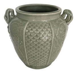 Image of Celadon Ginger Jars