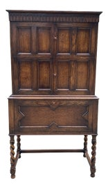 Image of Arts and Crafts Storage Cabinets and Cupboards