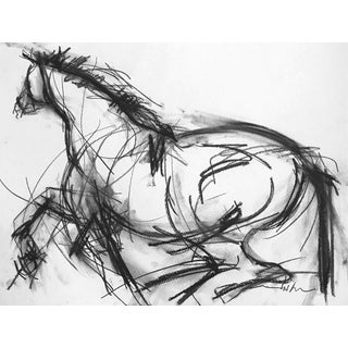 Horse Drawing #1a For Sale