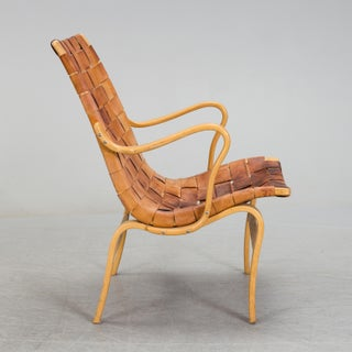 1960s Vintage Armchair Designed by Bruno Mathsson Preview