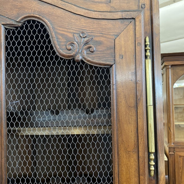 Early 19th. Century French Louis XV Wine Cabinet For Sale - Image 11 of 13