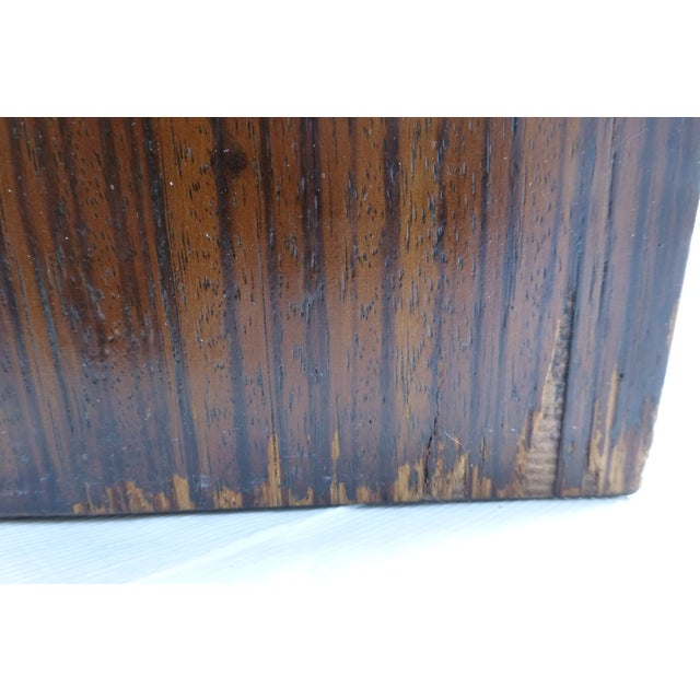 Danish Modern Cubist Stacked Rosewood End Tables- A Pair - Image 8 of 11
