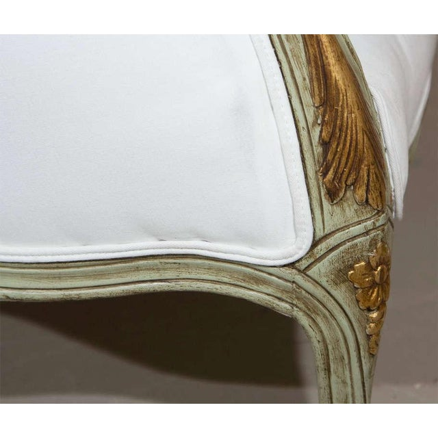 Louis XV Style Bergère by Jansen - A Pair - Image 8 of 10