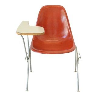 1960s Eames for Herman Miller Fiberglass School Desk For Sale
