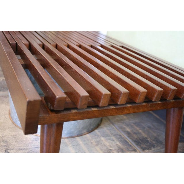knoll slat bertoia harry sheepskin product image width of for sophisticated aspect height brazilian bench with fit