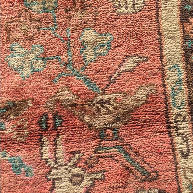 Hamadan Persian Rug - 2' x 4' - Image 6 of 7