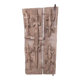 African Reptile Door For Sale