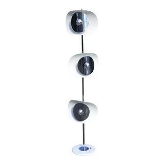 1970s Brevettato Italian Modern Sculptural Floor Lamp For Sale