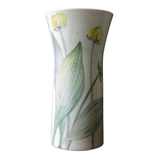 Flower Vase by Carl Harry Stalhäne for Rörstrand - 1960s - Sweden Vintage Antique For Sale