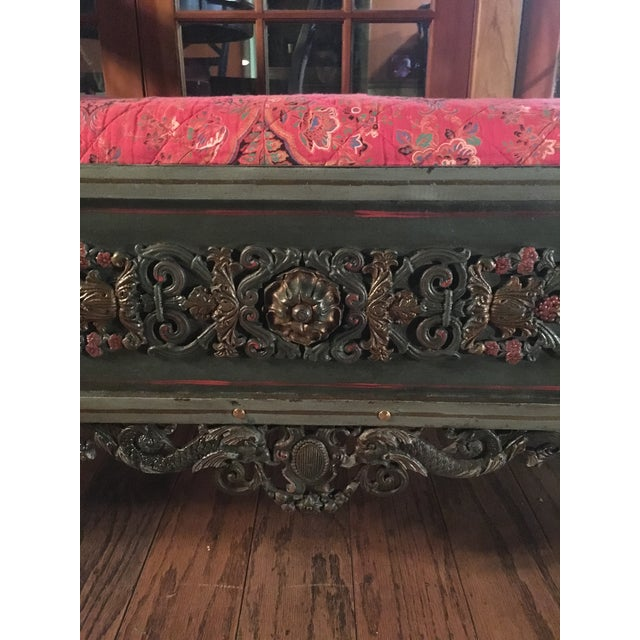 Antique French Iron Daybed For Sale - Image 11 of 12