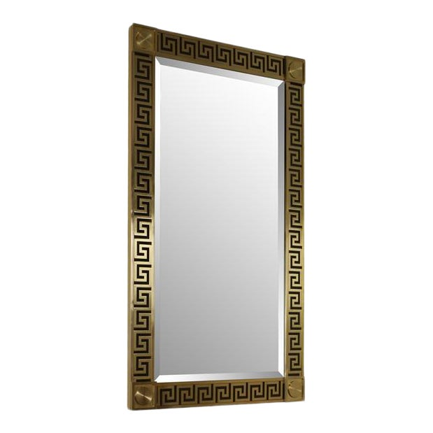 Mary McDonald for Chaddock Le Bijou Grec Mirror For Sale