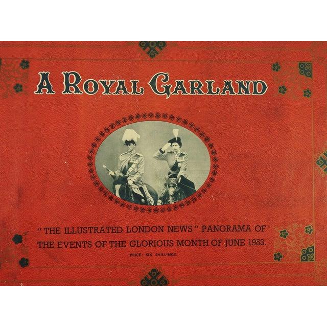 1953 Queen Elizabeth Coronation Book - Image 3 of 10