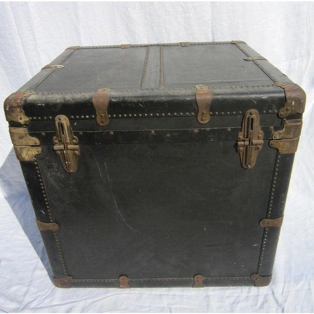 Vintage Steamer Trunk - Image 6 of 7