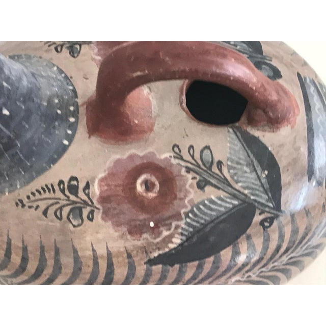 Mid-Century Modern Ceramic Bird Jug For Sale In New York - Image 6 of 6