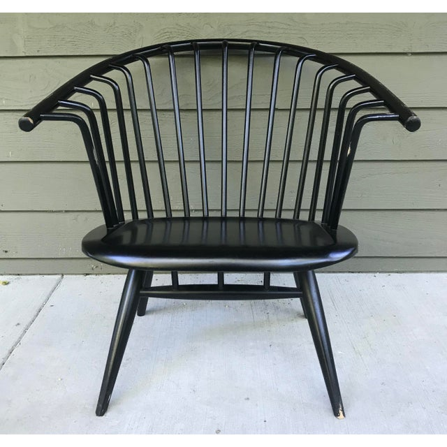 Early Crinolette Chair by Tapiovaara for Asko of Finland For Sale - Image 13 of 13