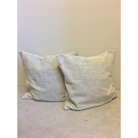 Contemporary Jaipur Living Seed Pearl Pillow Covers - a Pair For Sale In Atlanta - Image 6 of 6