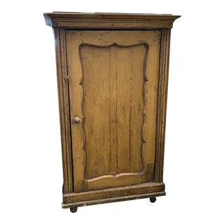 19th Century French Country Armoire For Sale