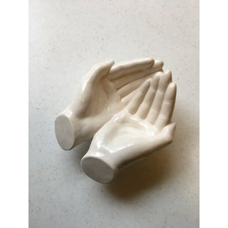 Vintage Ceramic Hand Dish Preview
