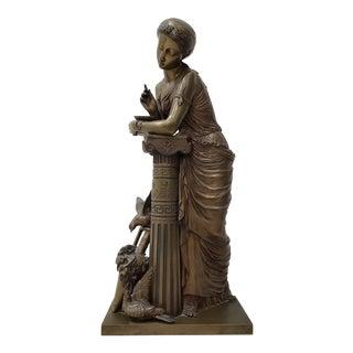 19th Century Fonderie Nationale Des Bronzes Sculpture For Sale