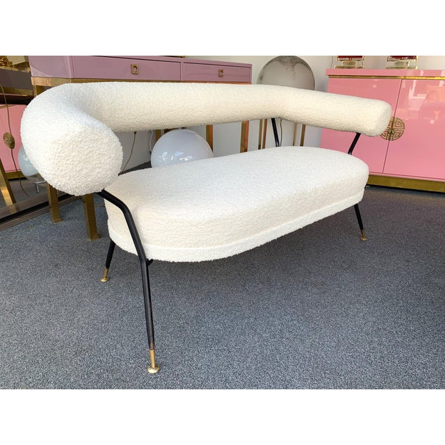 Living Room Set by Ipa Bologne, Italy, 1950s For Sale - Image 10 of 12