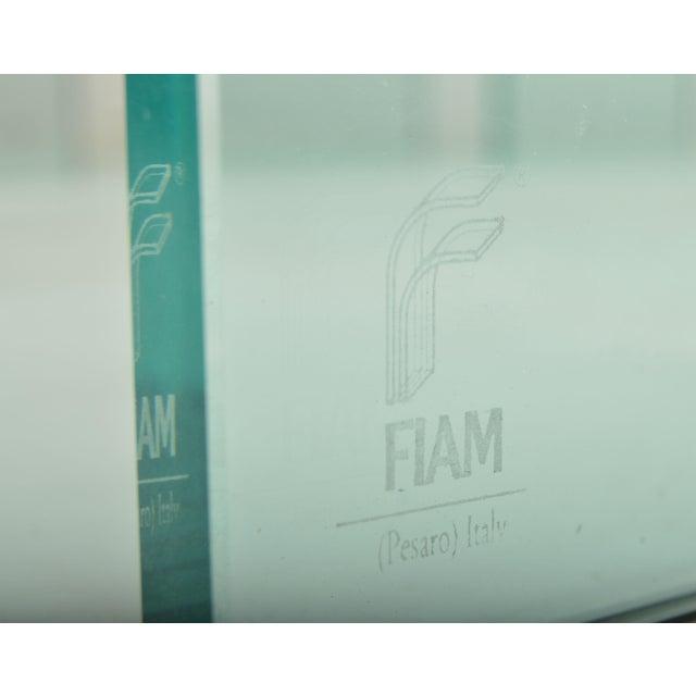 Angelo Cortesi for Fiam Italia Eight-Leg Cocktail Table - Image 4 of 4