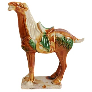 Ceramic Chinese War Horse For Sale