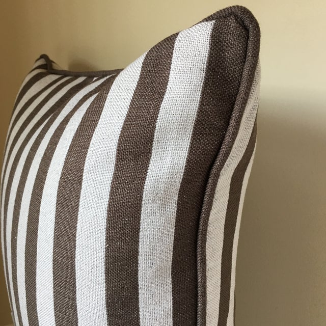 Striped Pillow - Image 4 of 4