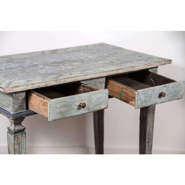 18th Century Italian Painted Table - Image 5 of 7