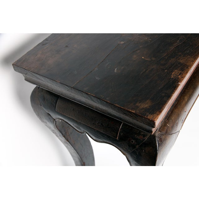 Late 19th Century Qing Dyansty Wine Table For Sale - Image 5 of 13