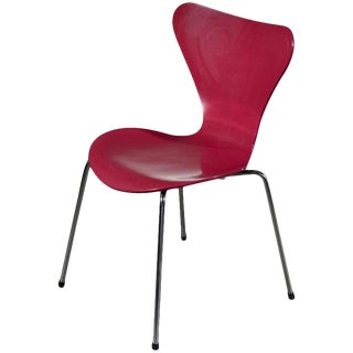 18 Arne Jacobsen Model 3017 Chair For Sale