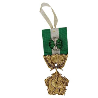 French Republique Collectivites Ornament