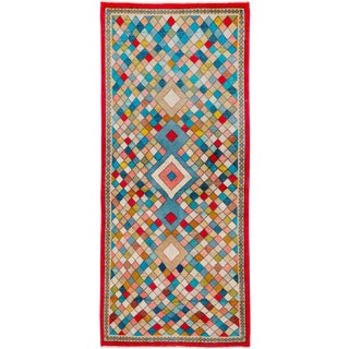 """Vintage Persian Mahal Rug – Size: 2' 9"""" X 6'4"""" For Sale"""