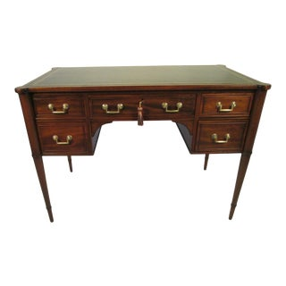 1940s Traditional Johan Tapp Writing Desk For Sale