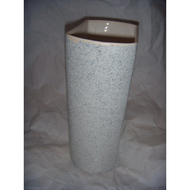 Mid-Century Modern Mid-Century Shaunee USA Pottery Vase For Sale - Image 3 of 6