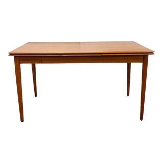 """Original Danish Mid Century Teak Dining Table - """"Liseleje"""""""