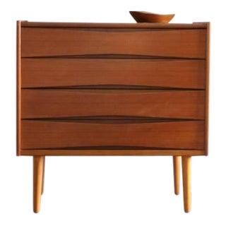 1960s Mid Century Modern Dresser Cabinet For Sale