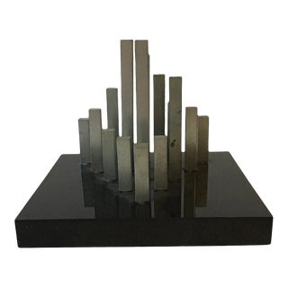 1960s Skyline Sculpture For Sale